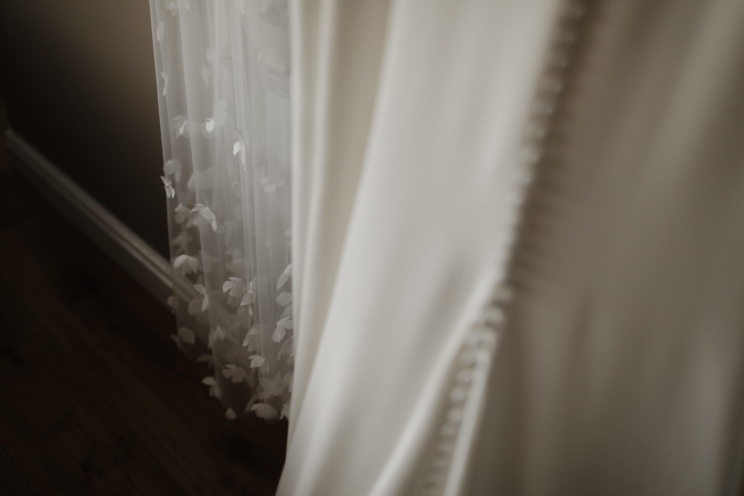 Lauren-Peak-District-Bespoke-Wedding-Gown-Petal-Veil-Train-Long-Sleeve-Susanna-Greening-Designs-Matlock-Derbyshire-6