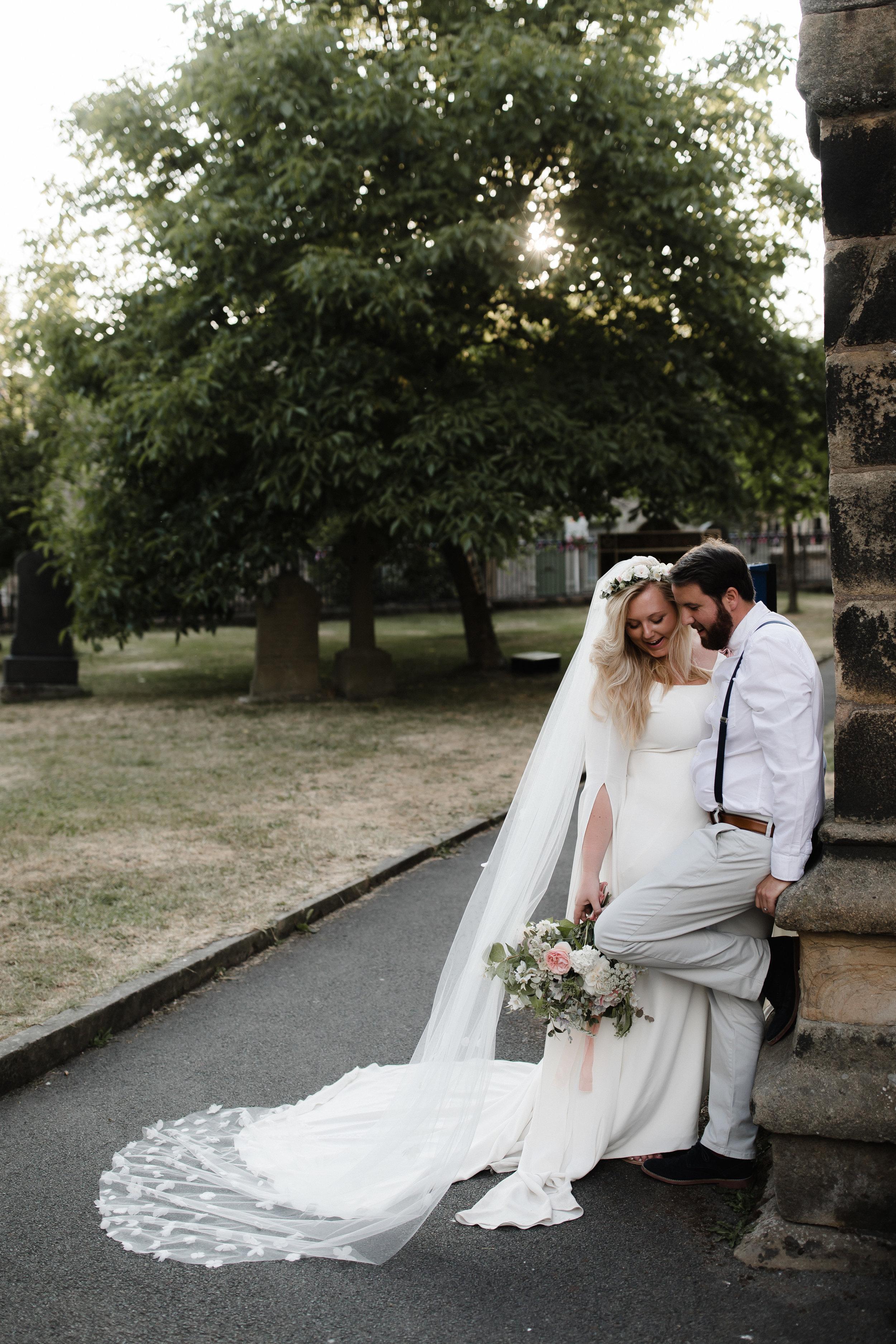 Lauren-Peak-District-Bespoke-Wedding-Gown-Petal-Veil-Train-Long-Sleeve-Susanna-Greening-Designs-Matlock-Derbyshire-1