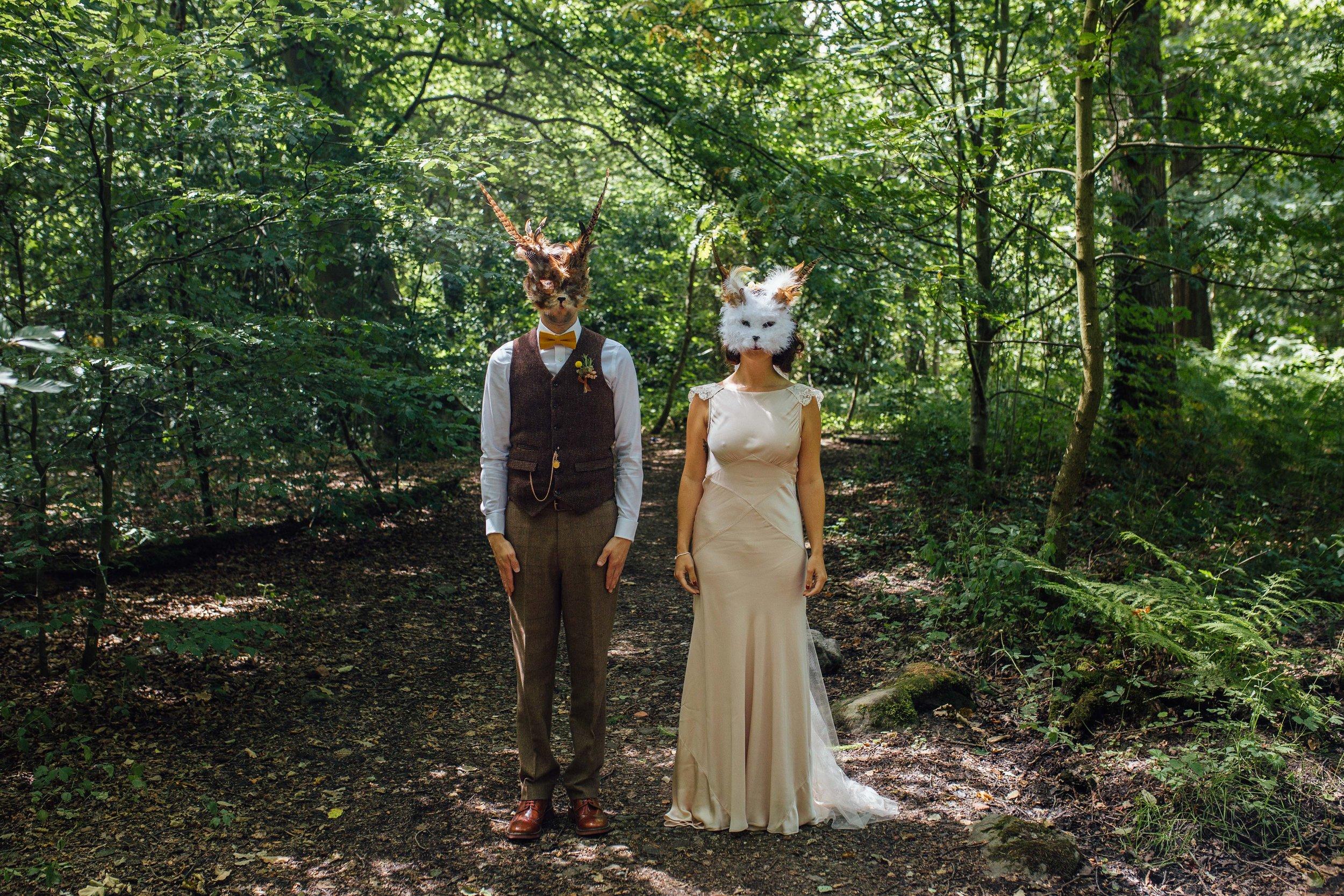 Katy-Bespoke-Veil-Sheffield-Wedding-Wes-Anderson-Susanna-Greening-Derbyshire-11