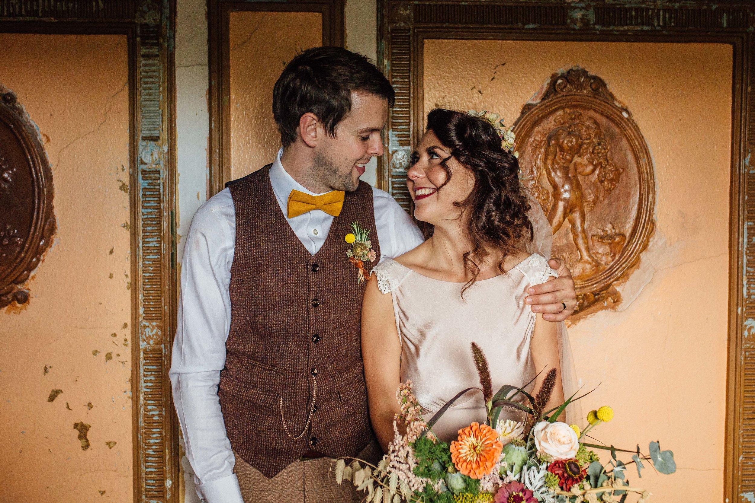 Katy-Bespoke-Veil-Sheffield-Wedding-Wes-Anderson-Susanna-Greening-Derbyshire-24