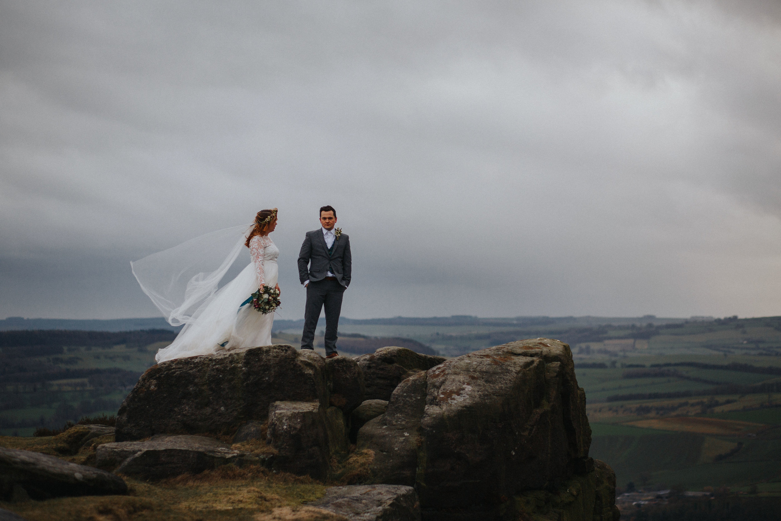 Rosie-peak district-bride-bespoke-long sleeved-lace-tulle-winter-wedding-dress-matlock-susanna-greening-20