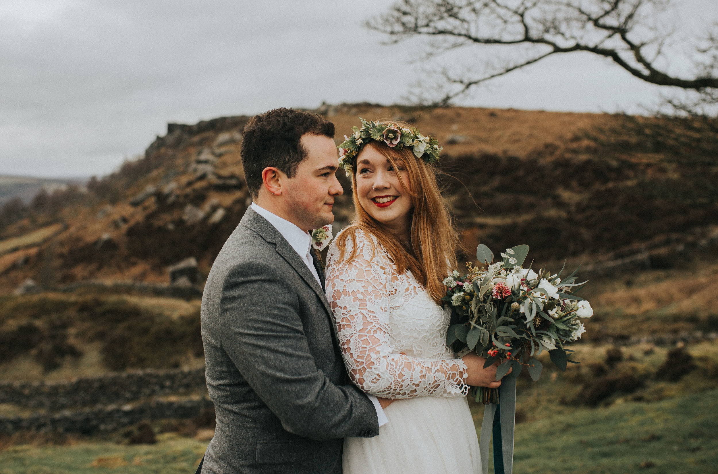 Rosie-bespoke-lace-long sleeved-tulle-wedding-dress-winter-peak district-susanna greening-2.jpg