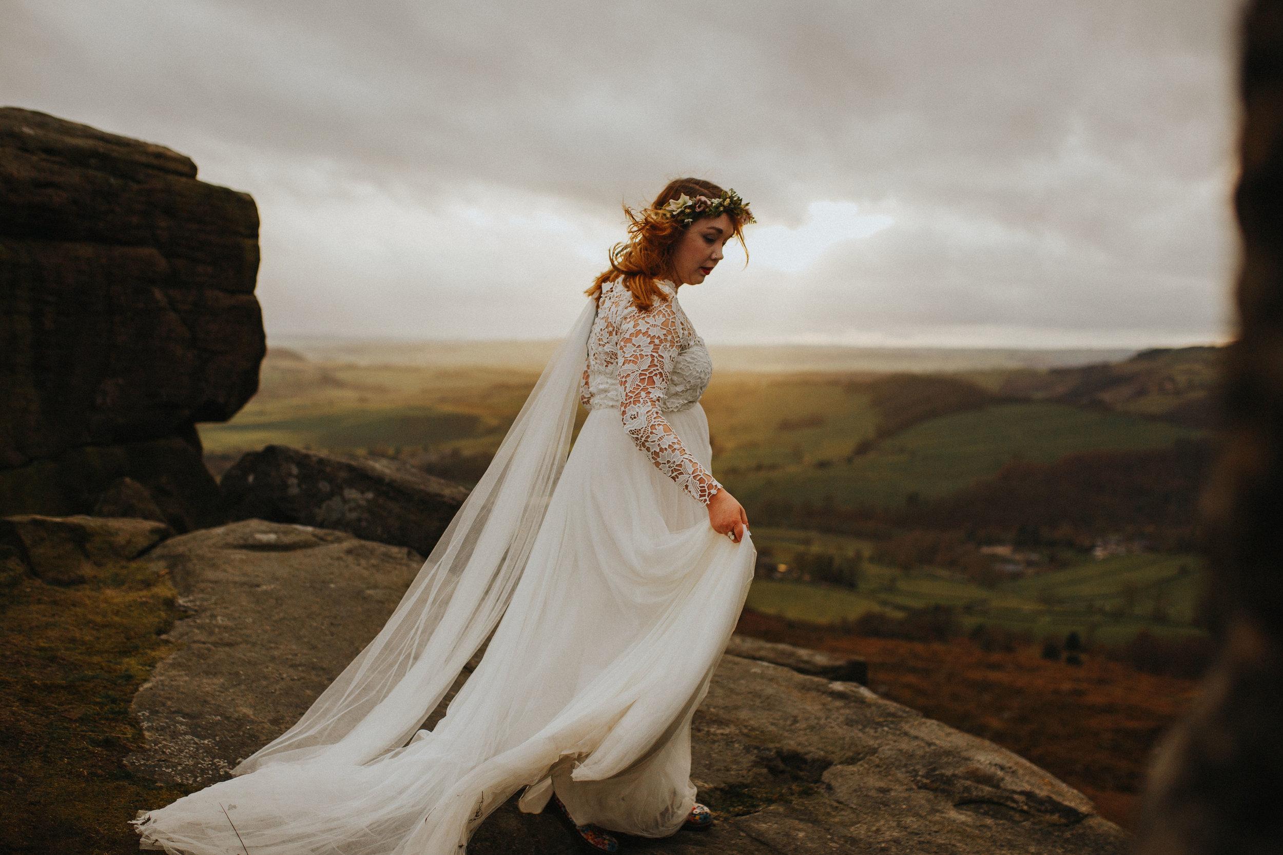 Rosie-bespoke-lace-long sleeved-tulle-wedding-dress-winter-peak district-susanna greening-20.jpg