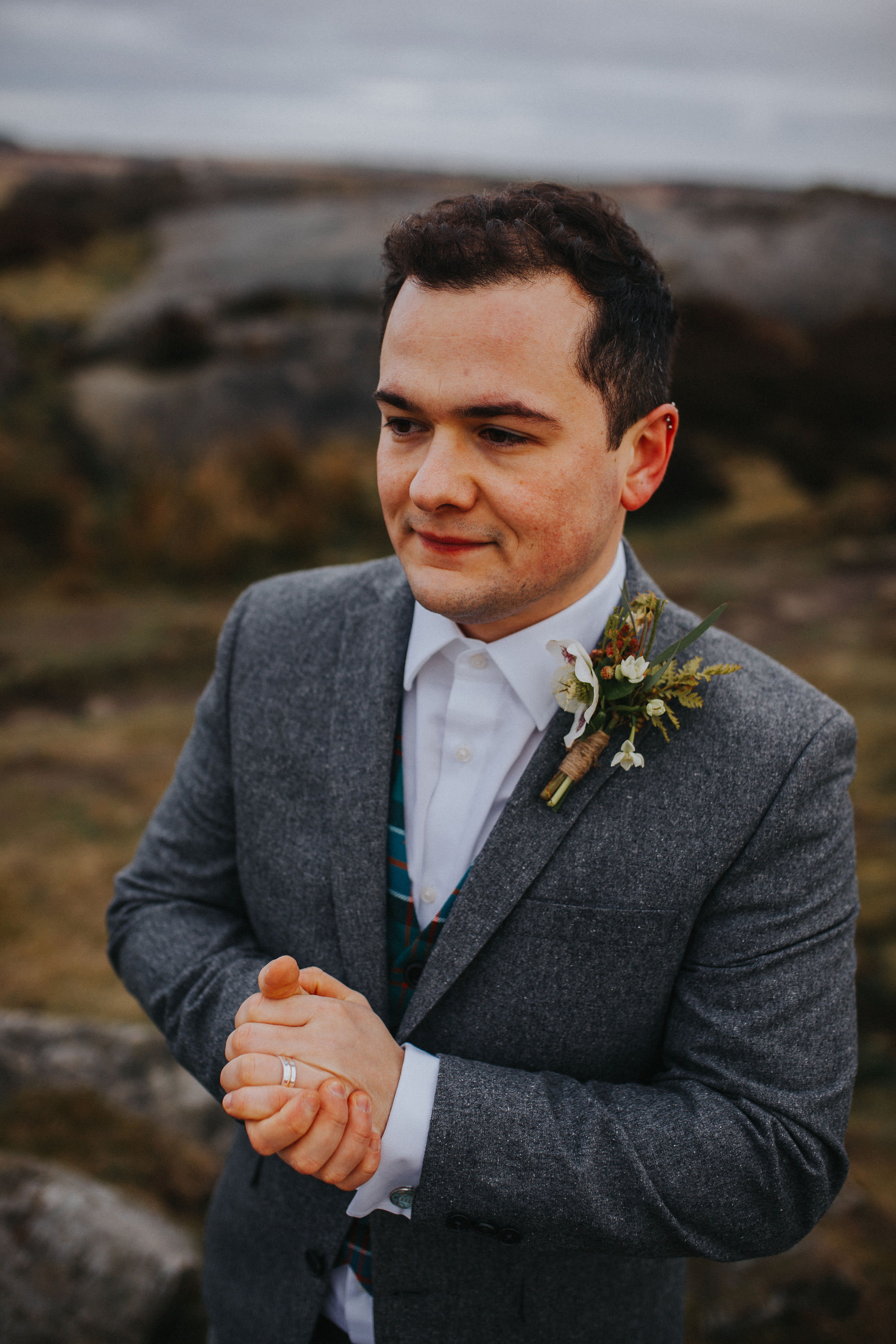 Rosie-bespoke-lace-long sleeved-tulle-wedding-dress-winter-peak district-susanna greening-19.jpg