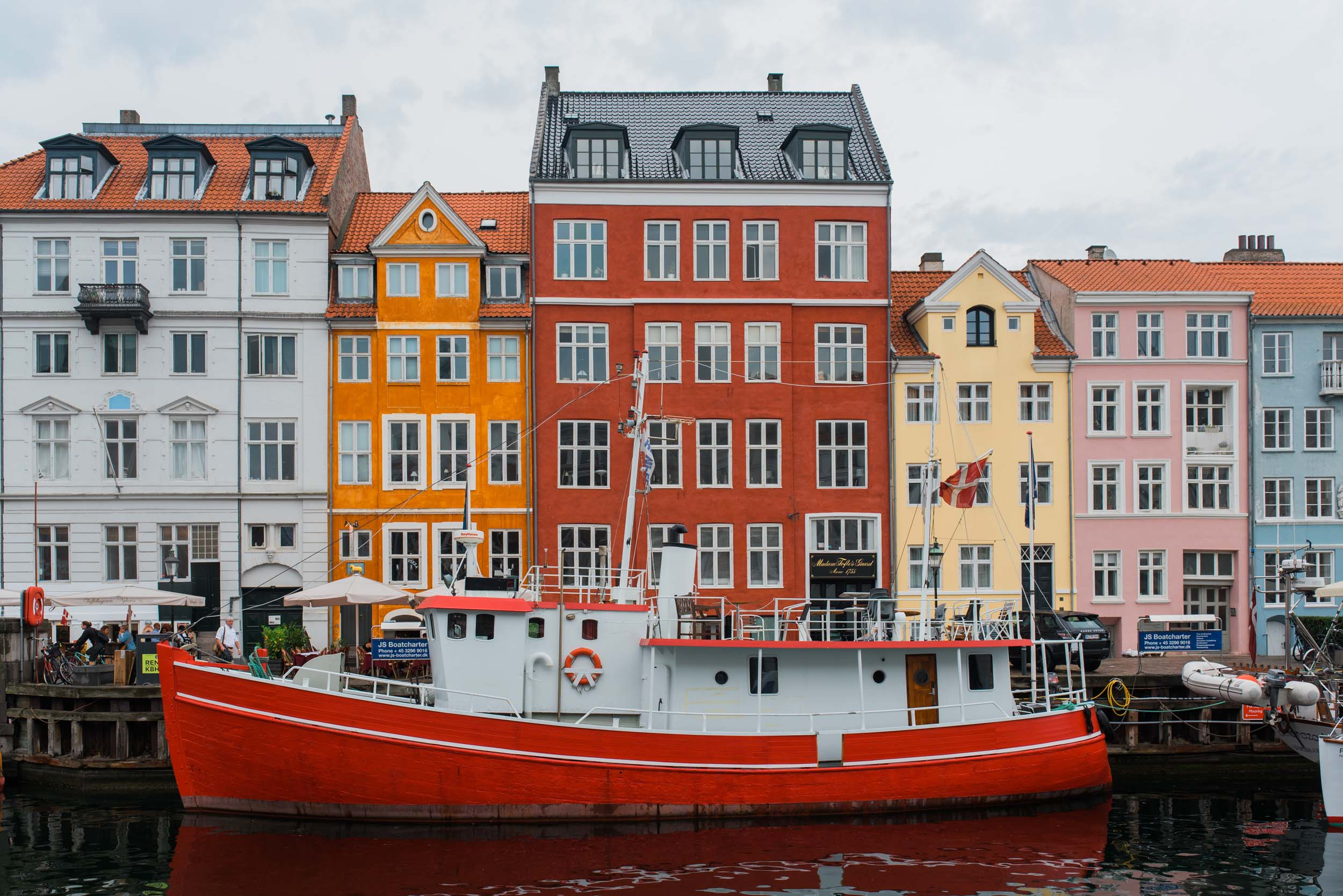 copenhagen travel