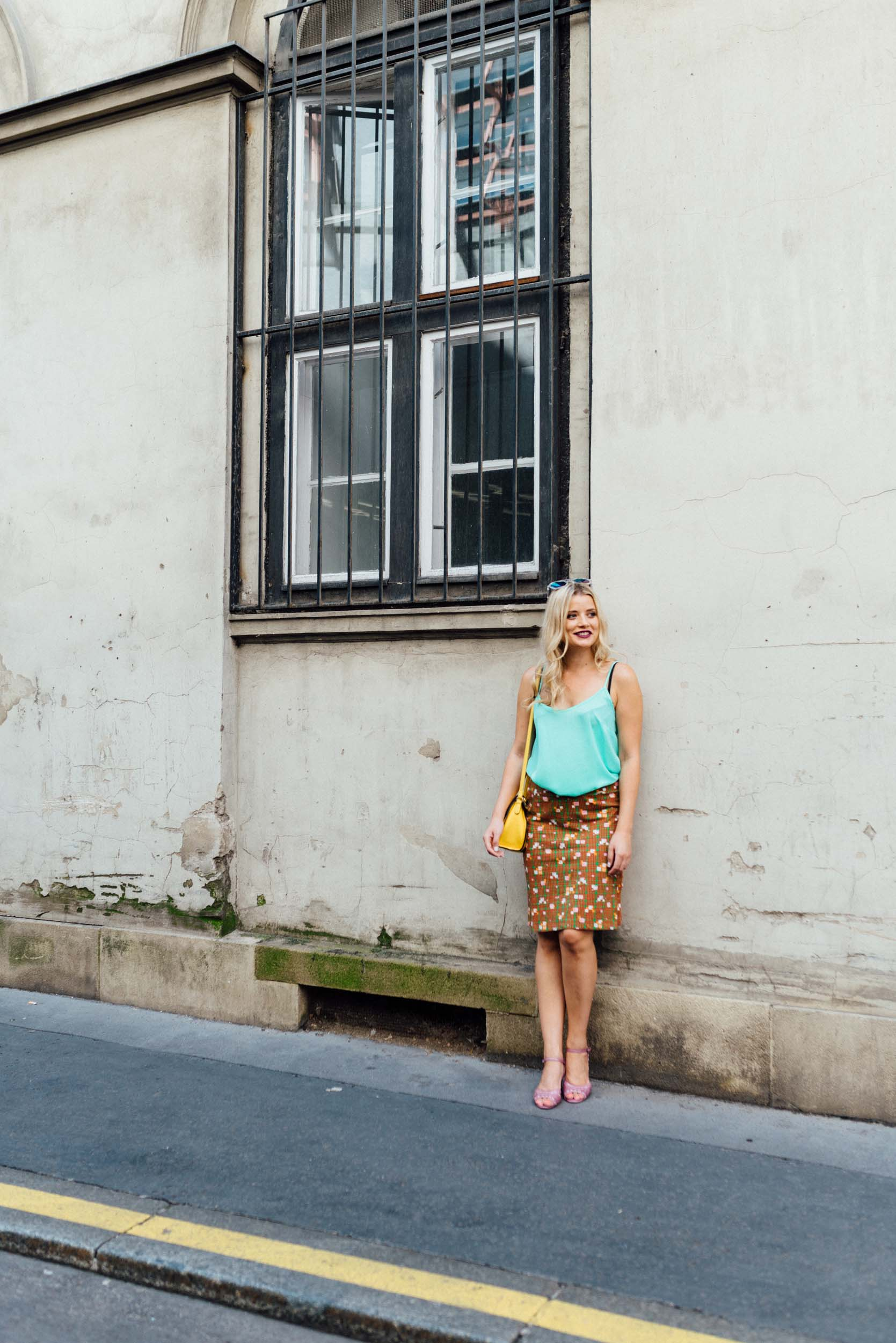 Check out this colorful styled shoot inspired by summer by Budapest photographer Dana J. Ardell
