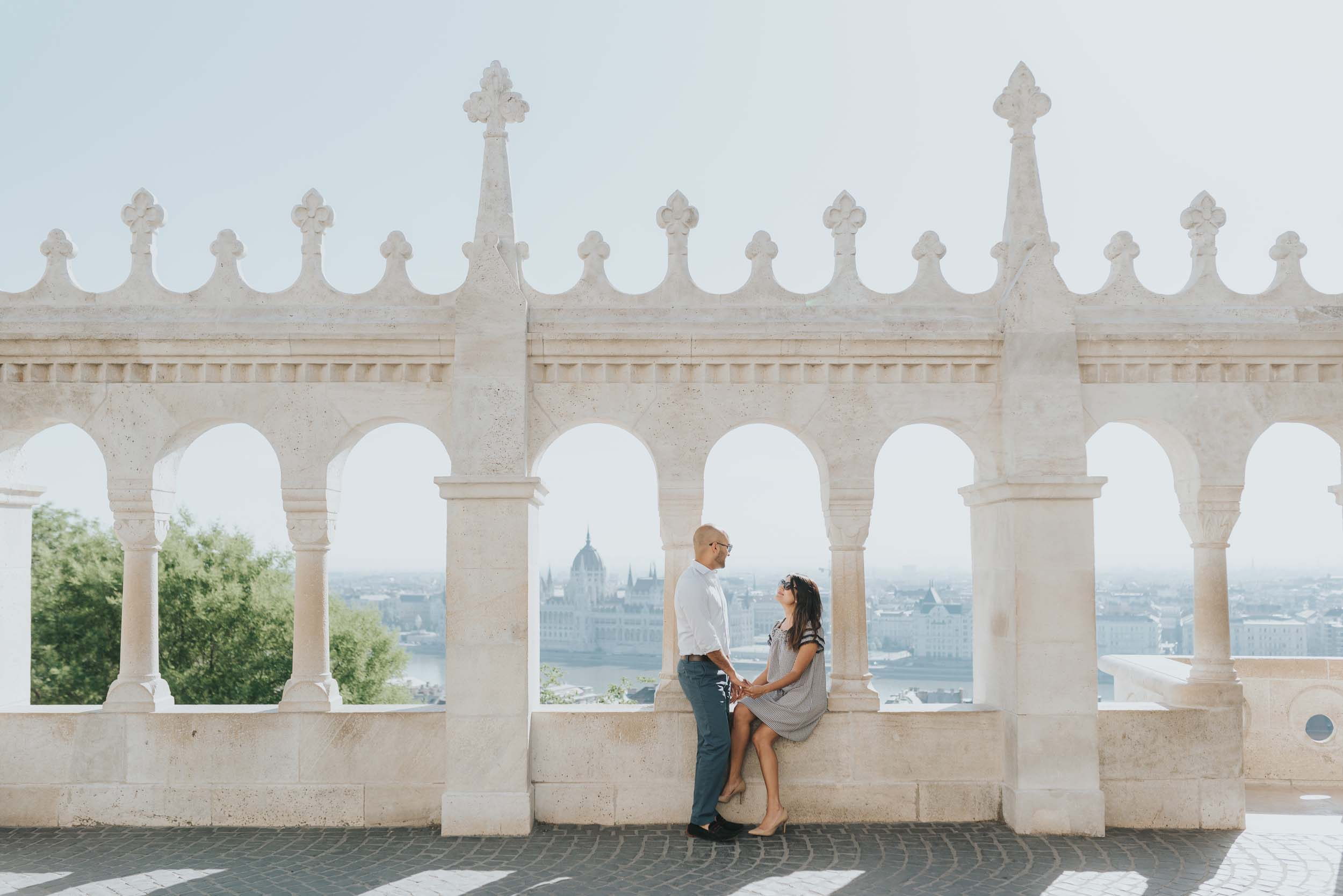 Budapest engagement photographer