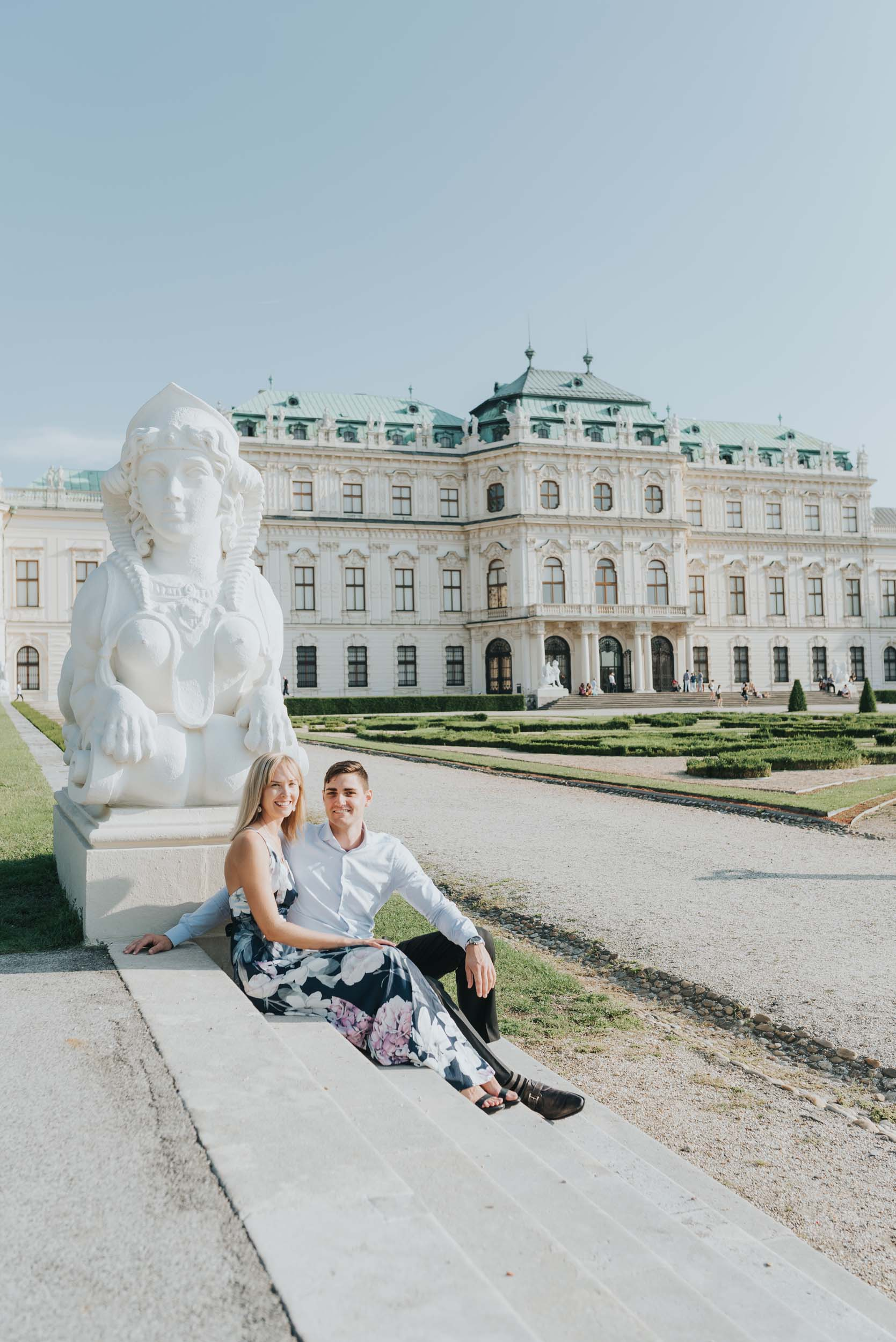 Vienna proposal photographer