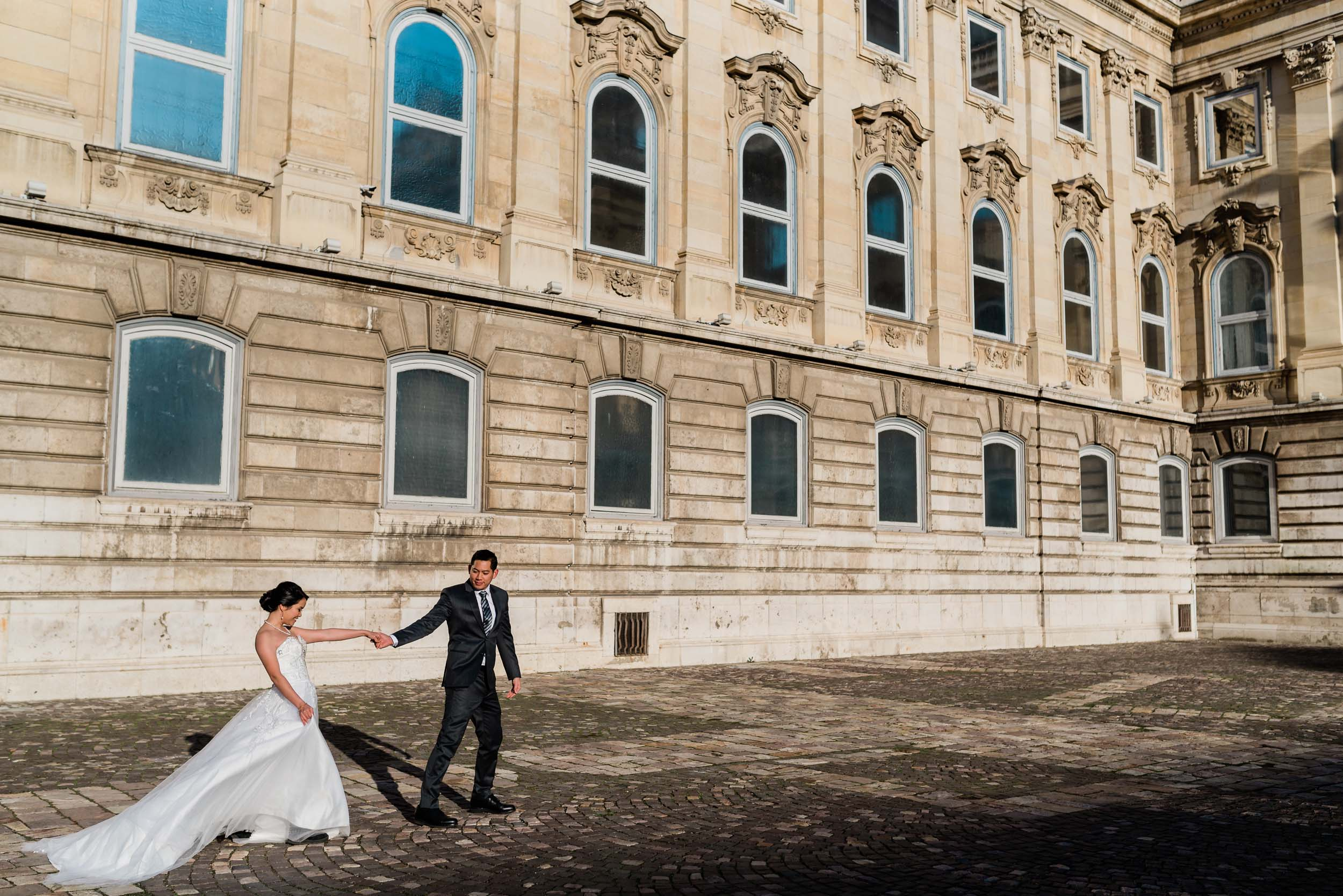 Budapest engagement photographer