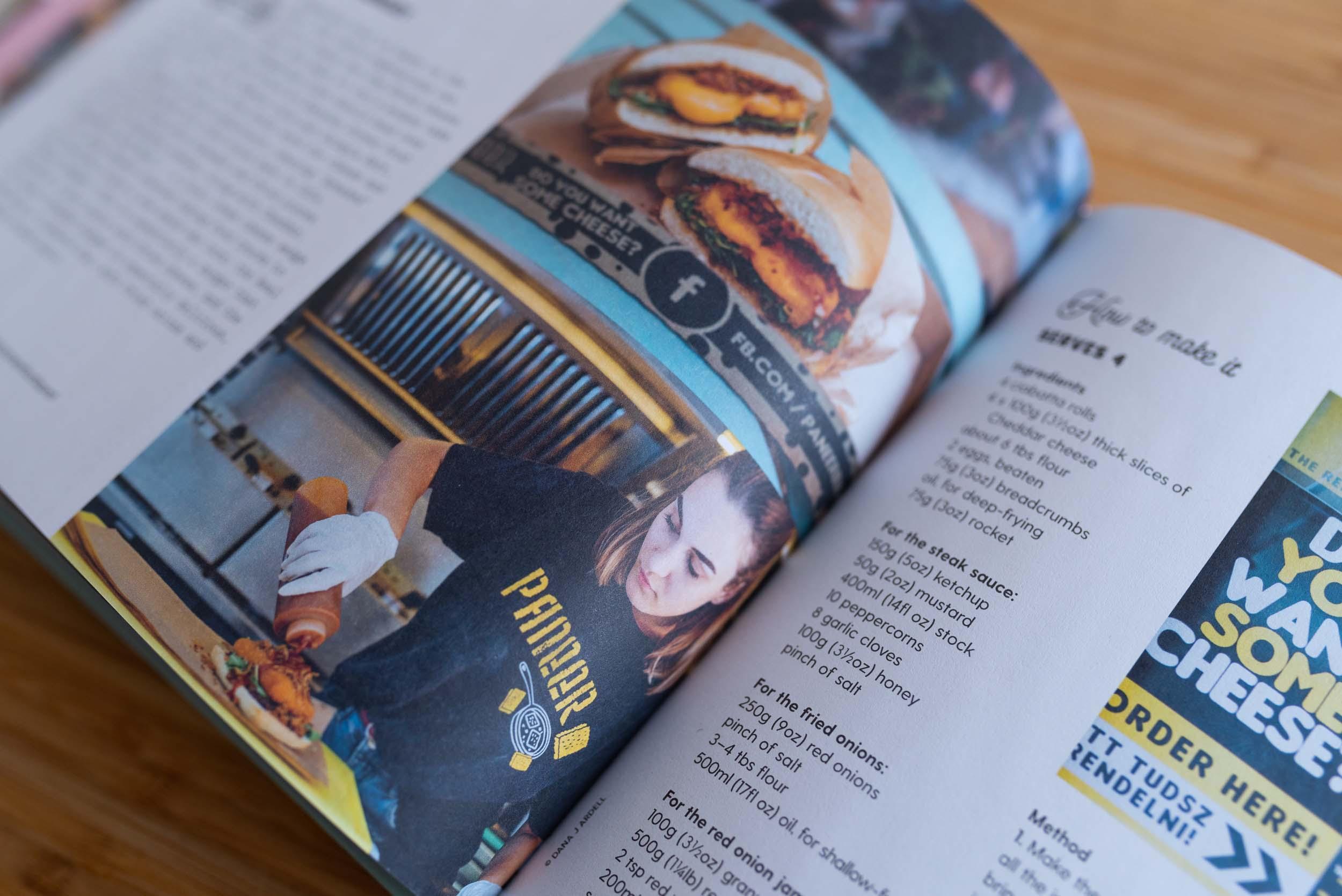 Budapest food photographer