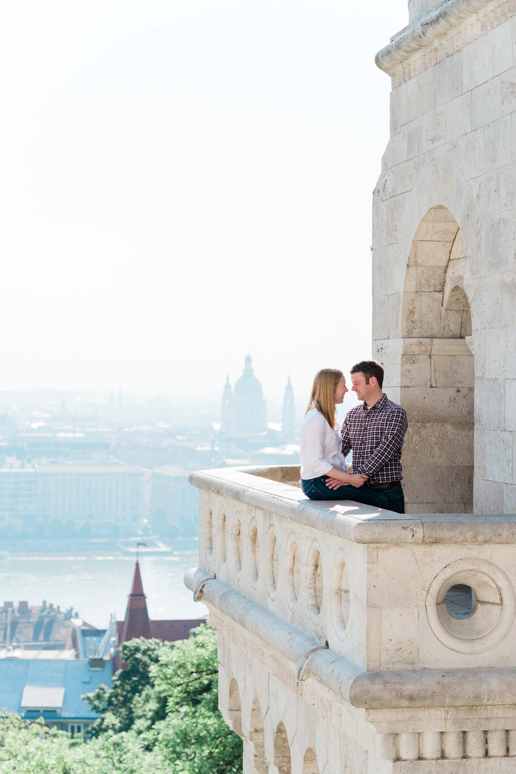 Budapest friends travel