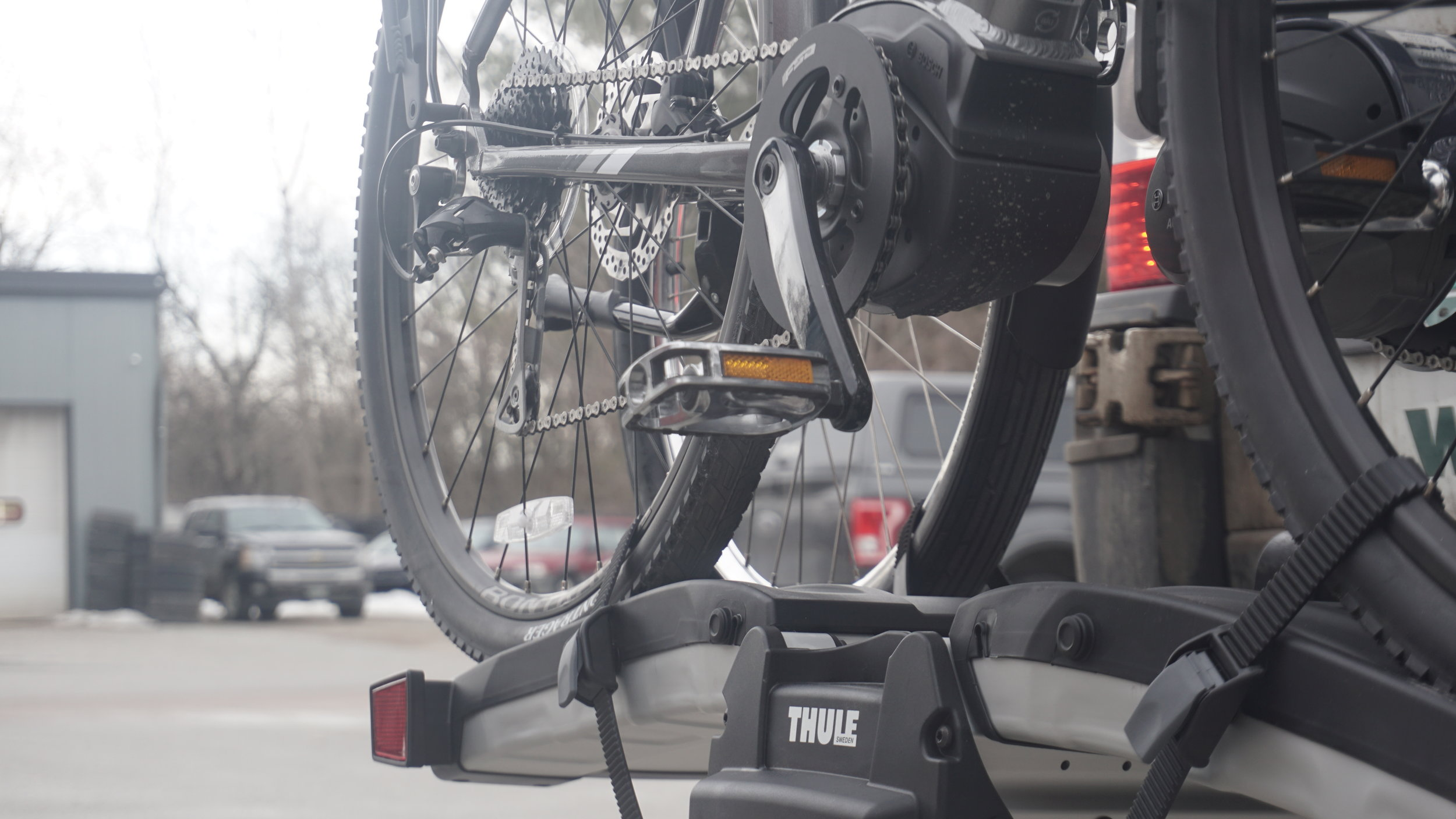 20% off Select Thule Racks!(In-stock items only) -
