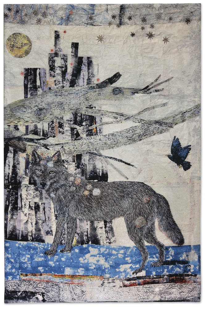 Kiki Smith, Cathedral, 2013