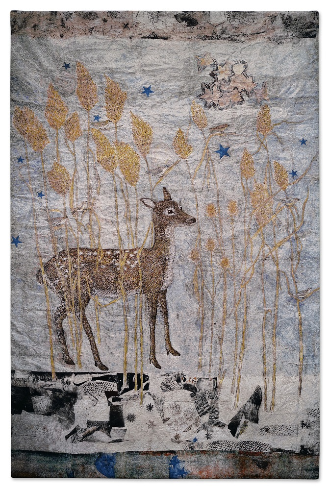 Kiki Smith, Fortune, 2014