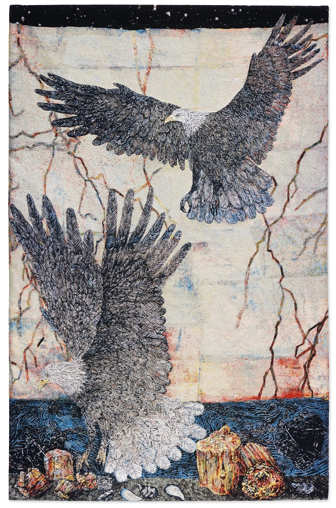 Kiki Smith, Guide, 2012