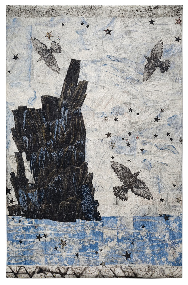 Kiki Smith, Harbor, 2015