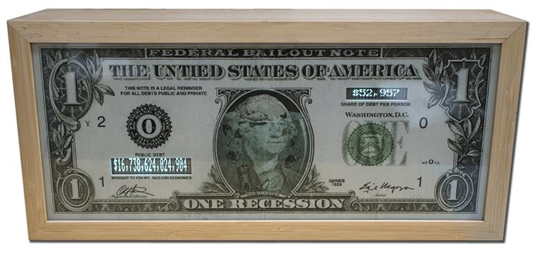 Enrique Chagoya, One Recession Watchdog