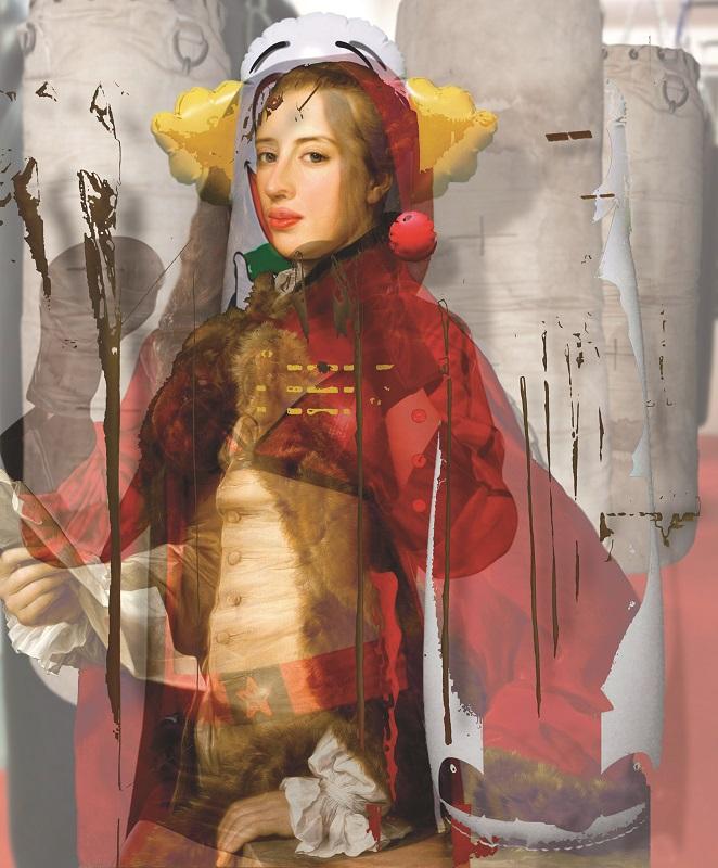 Deborah Oropallo, The Fighter, 2015