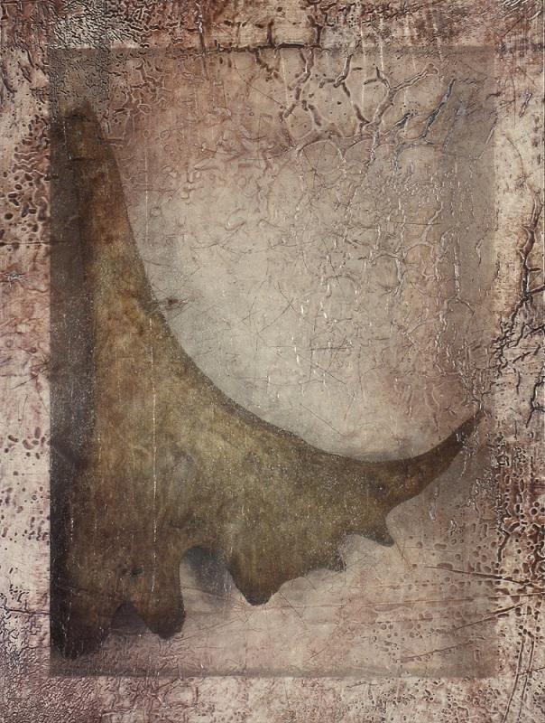 Remnant (Caribou Antler), 2016