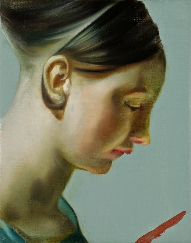 Angela Fraleigh, Winter reigns, 2014