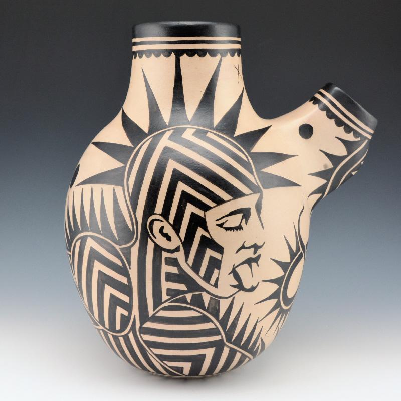 Virgil Ortiz, Star Gazer Water Jar, 2016