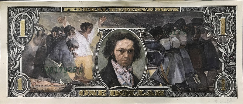 Art Notes Series, Goya, 2017
