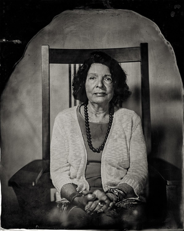 Mary Jo Watson, citizen of Seminole Nation of Oklahoma, 2016