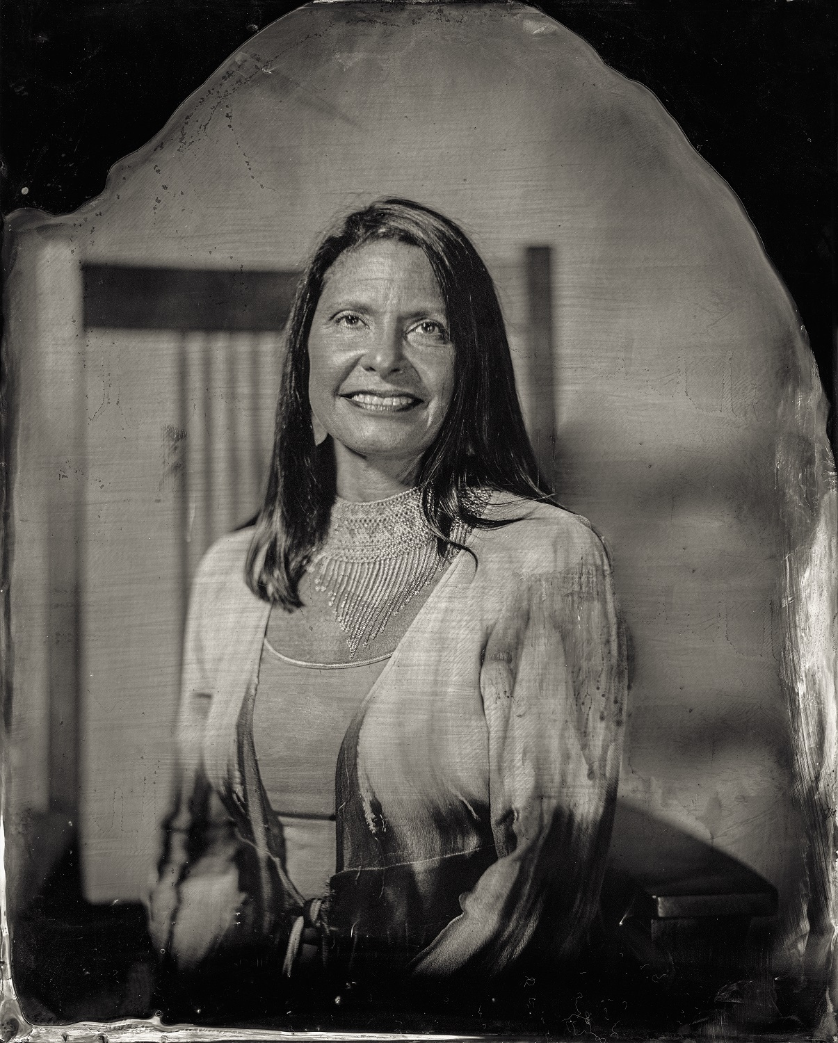 Shoshana Wasserman, citizen of Muscogee (Creek) Nation and affiliated Thlopthlocco Tribal Town, 2016