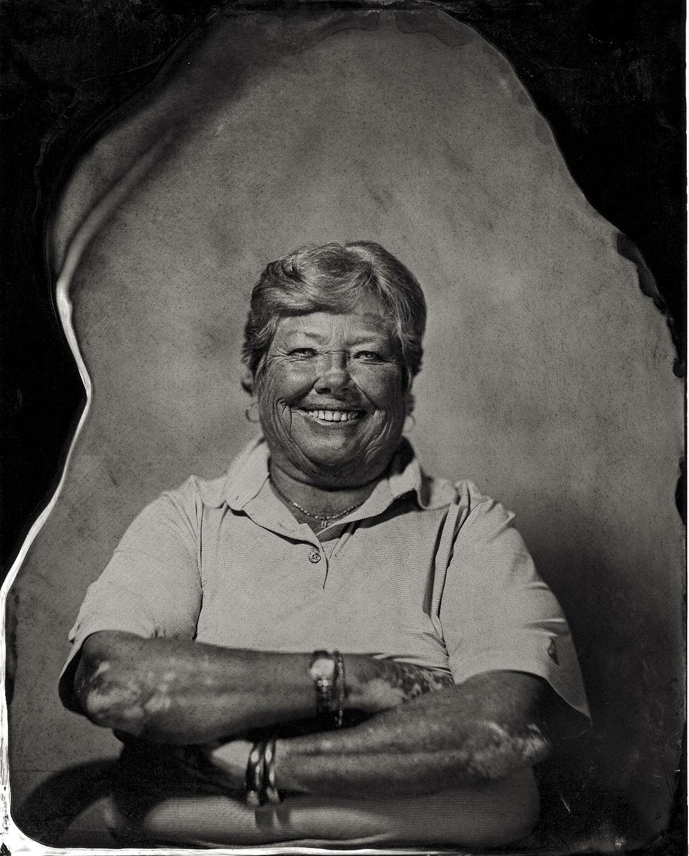 Terril Rae Bigheart, citizen of Osage Nation, 2016