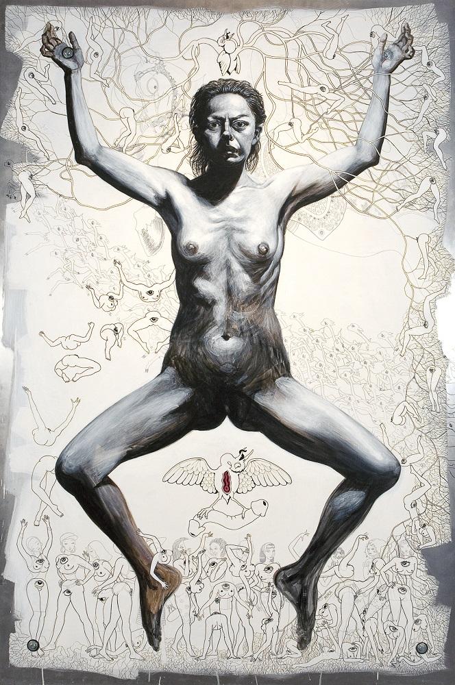 Kukuli Velarde, Yo Misma Soy, 2004