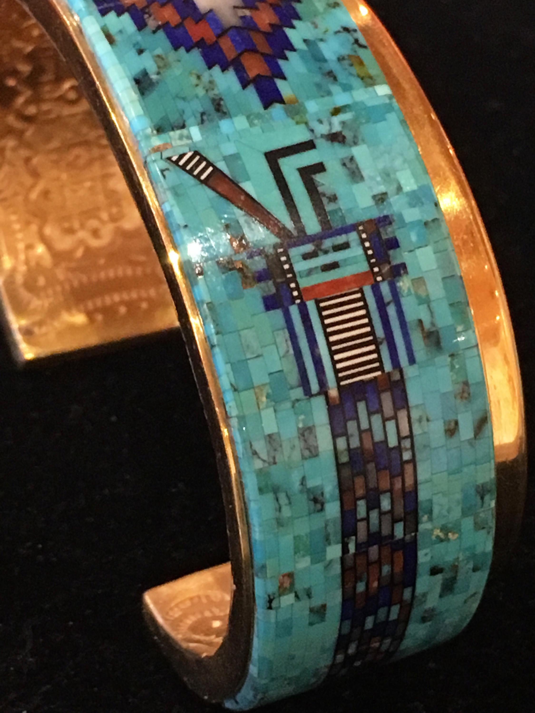 Carl & Irene Clark, 5/8 Inch Bracelet