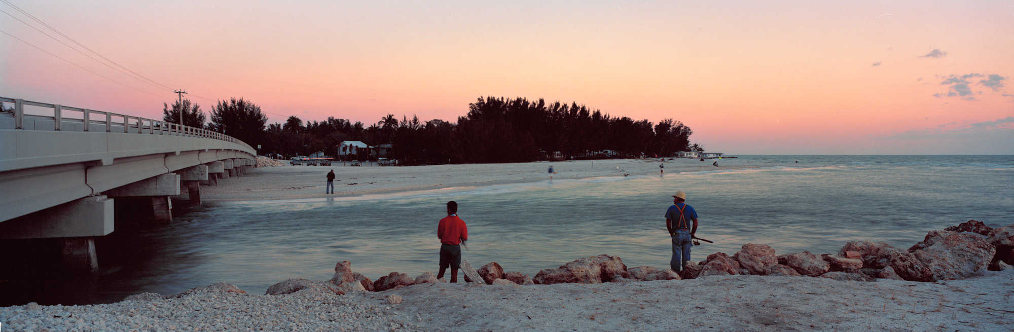 Magic Hour, Blind Pass, Sanibel-Captiva, Florida, 1998