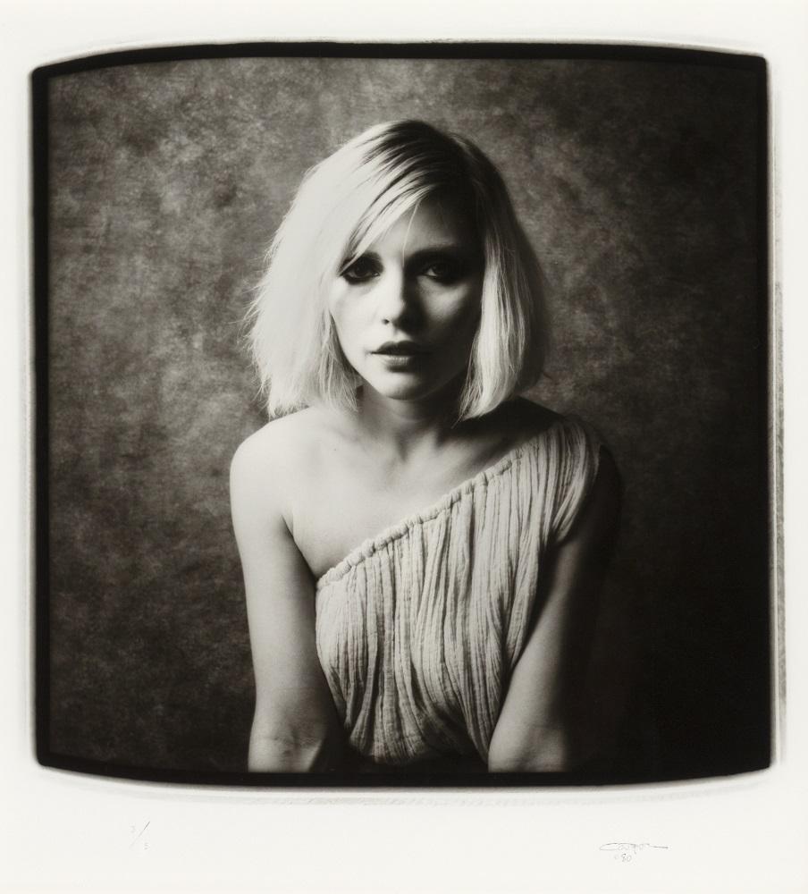 Debbie Harry, Singer, New York, New York, 3/5, 1980