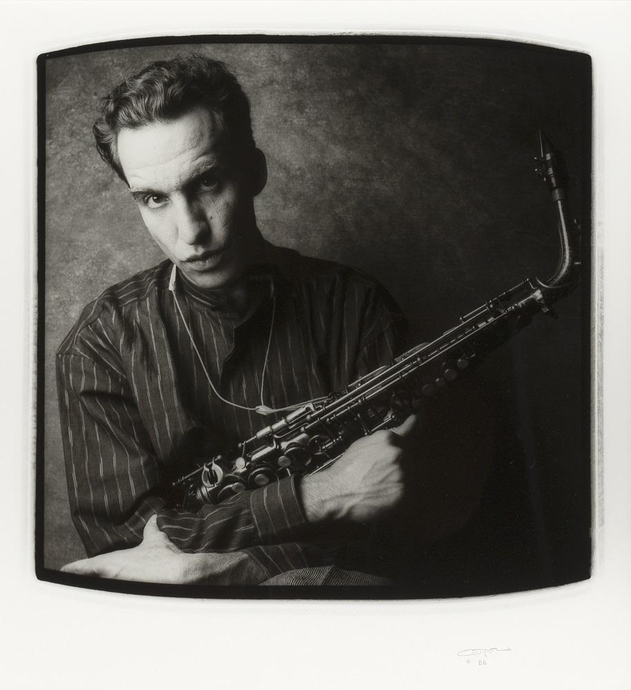 Max Roach, Drummer, New York, New York, 2/30, 1999