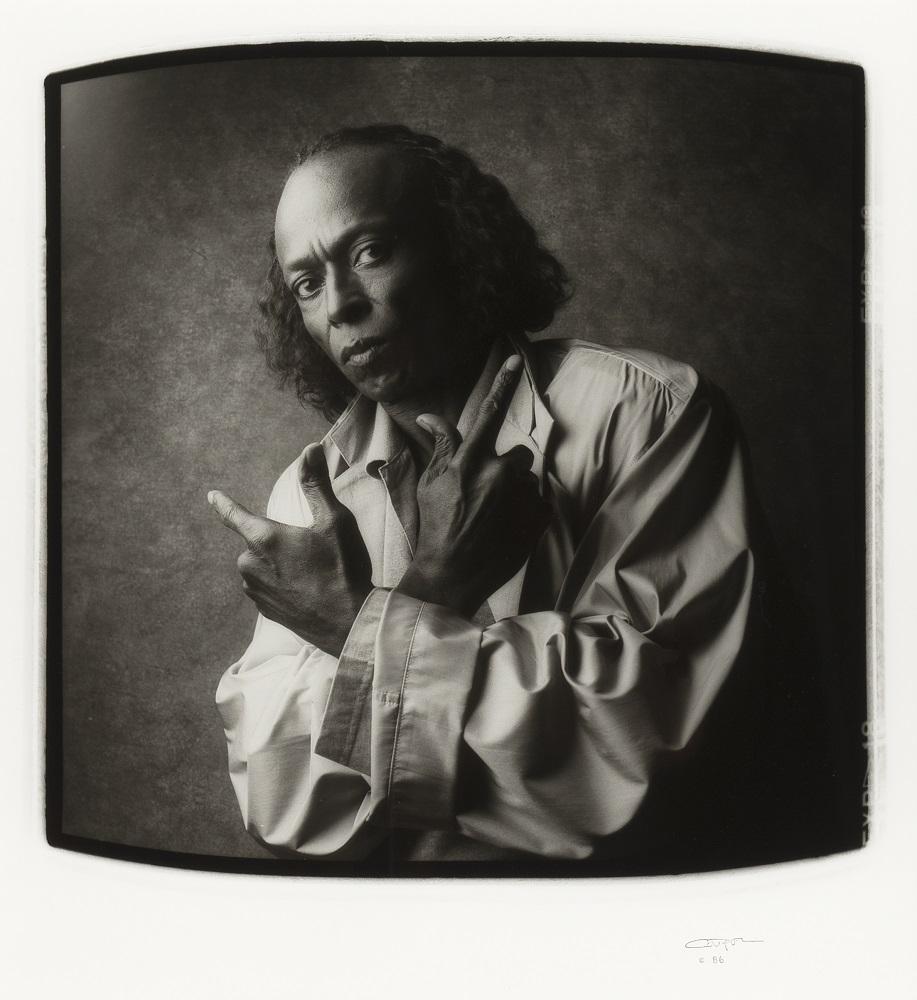 Miles Davis, Musician, New York, New York, 1/5, 1986