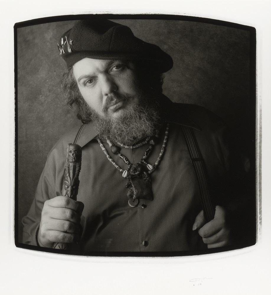 Dr. John, Musician, New York, New York, 1/5, 1989