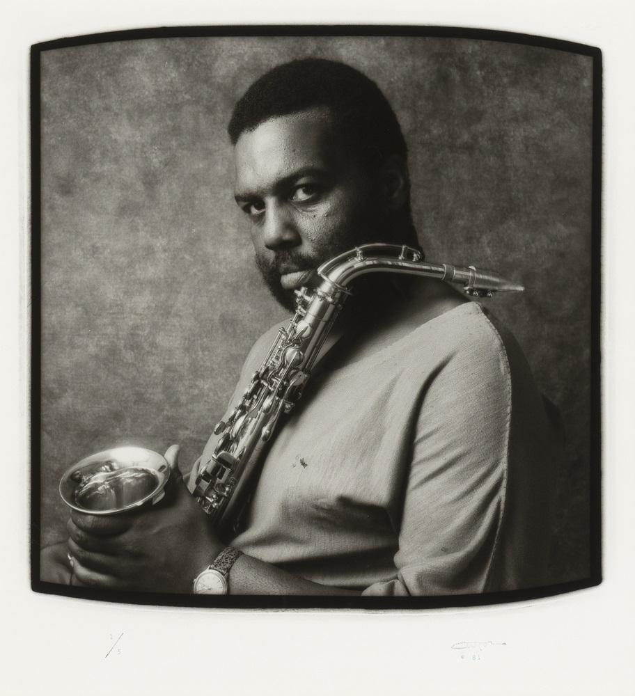 Arthur Blythe, Musician, New York, New York, 1/5, 1981