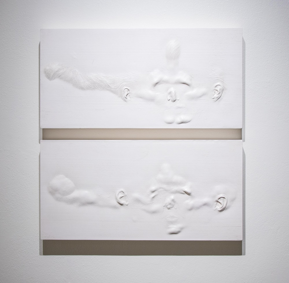 Qwist Joseph, All of You, All of Me (diptych), 2019