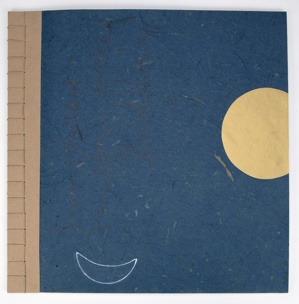 Susan Myo On Linnell, Wu Wei Notebook: Sun Faced Buddha, Moon Faced Buddha