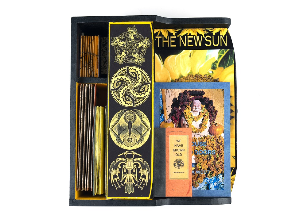 Cynthia West, The New Sun