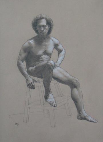 Paul Seated