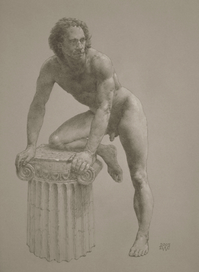 Paul Standing