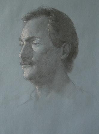 Tom, in profile