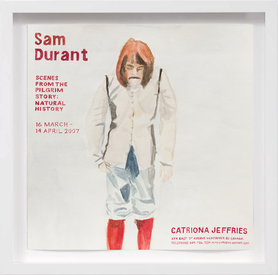 Sam Durant (2007)   2017, Available