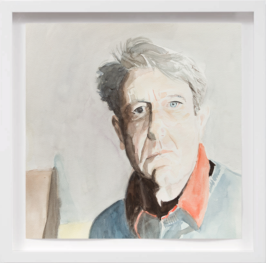 Jacques Rancière profile photograph (2008)   2018, Available