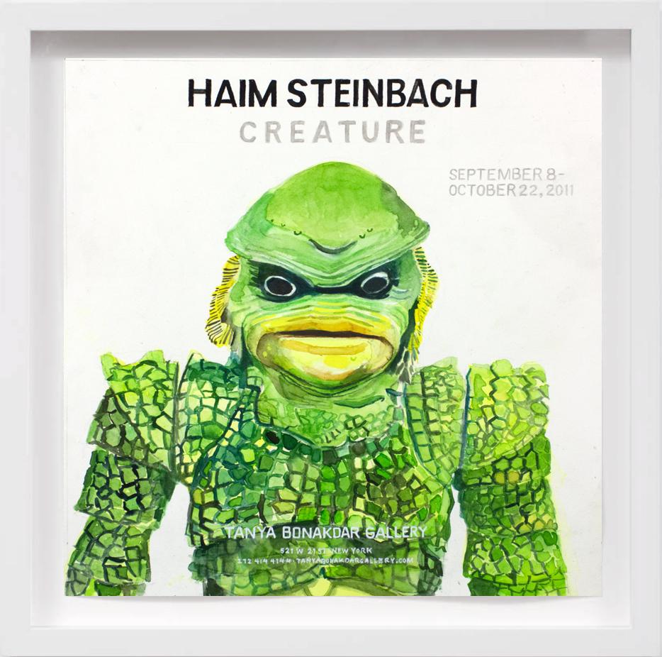 Haim Steinbach (2011)   2018,  SOLD