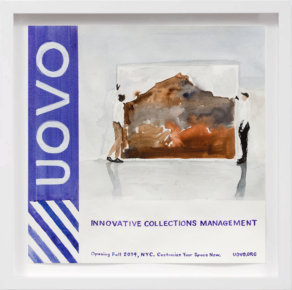 UOVO (2014)     2017,  SOLD