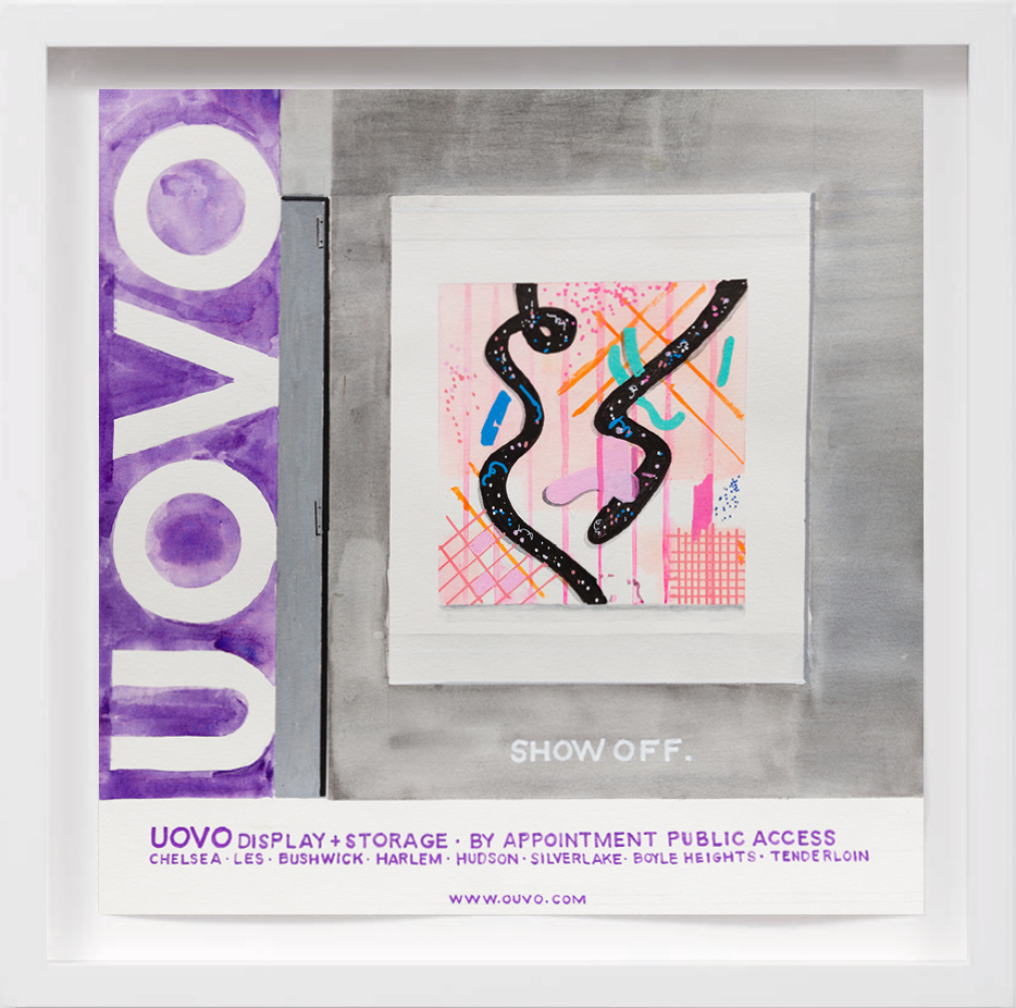 UOVO (2025)   2018,  SOLD