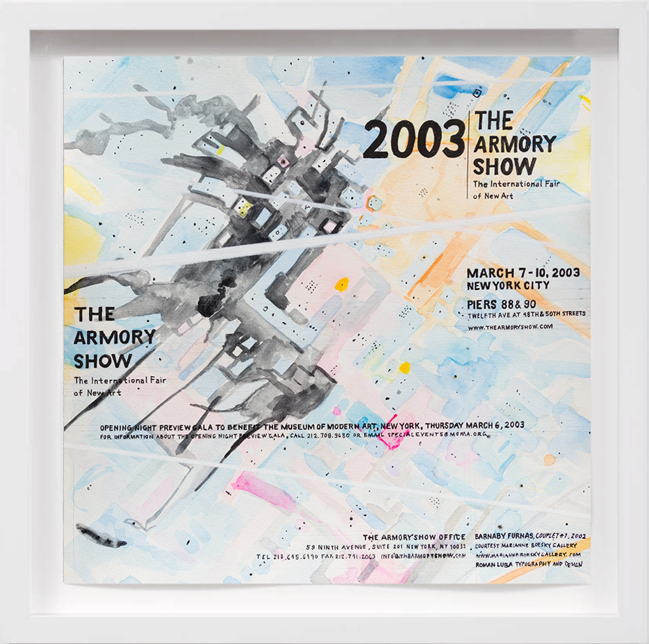 The Armory Show (2003)   2017,  SOLD