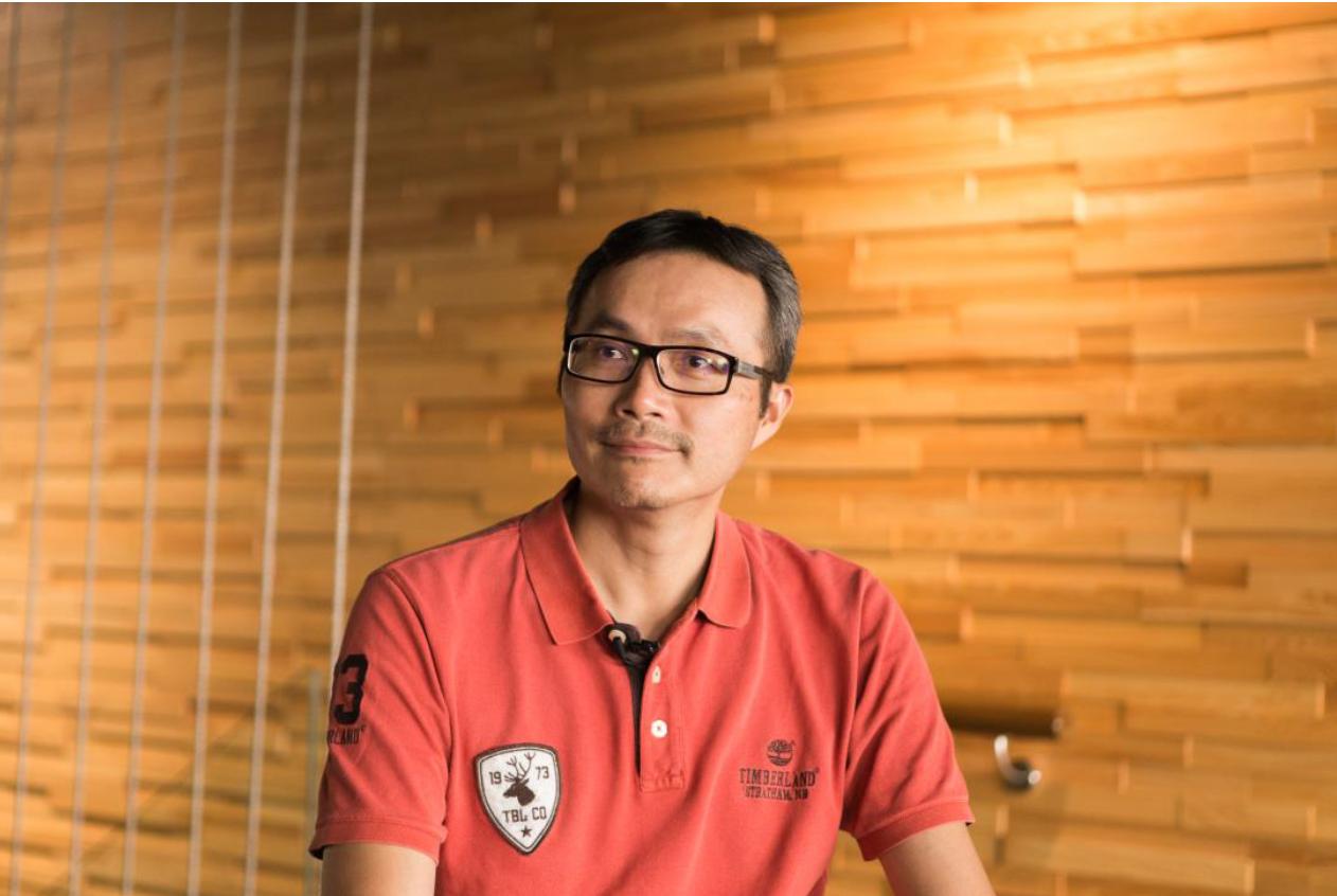 陳威光  群募貝果數位科技股份有限公司 執行長